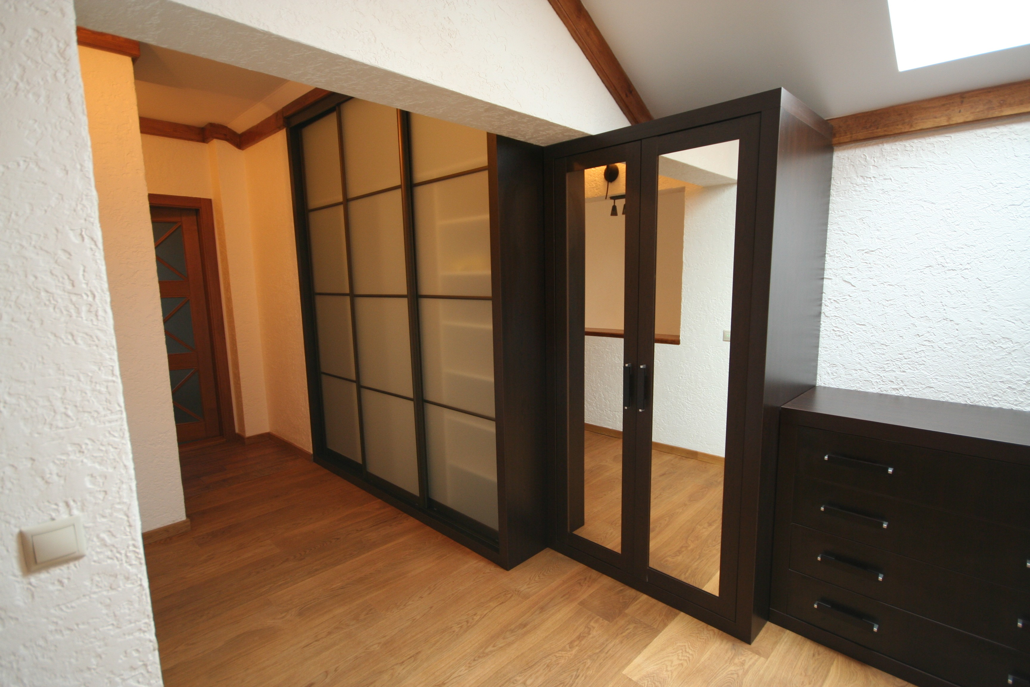 compartment wardrobe